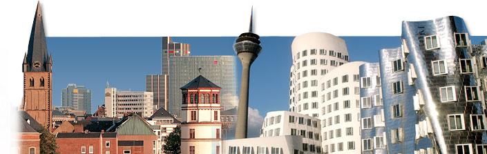 Die Immobilienmakler für Düsseldorf